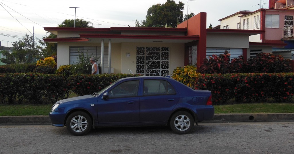 Casa Particular and our Geely