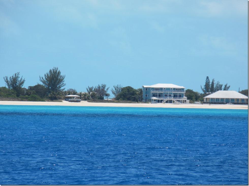 Fist Sight of Bahamas